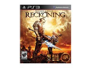 Kingdoms of Amalur: Reckoning Playstation3 Game EA