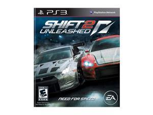 Shift 2 Unleashed for Sony PS3