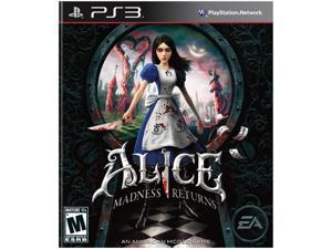 Alice: Madness Returns Playstation3 Game EA