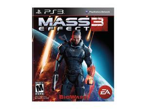 Mass Effect 3 Playstation3 Game EA
