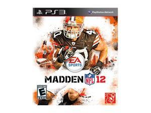 Madden NFL 12 Playstation3 Game EA