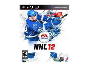NHL 12 Playstation3 Game EA