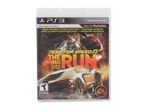 Need for Speed: The Run Playstation3 Game