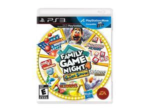 Family Game Night 4 Playstation3 Game EA