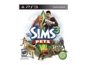 Sims 3: Pets Playstation3 Game