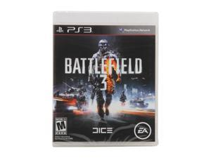 Battlefield 3 Standard Edition Playstation3 Game EA