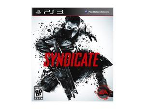 Syndicate Playstation3 Game EA