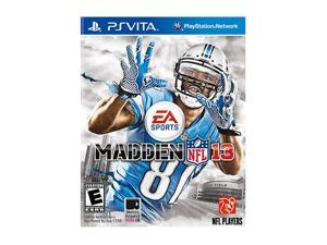 Madden 2013 PS Vita Games EA
