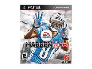 Madden NFL 13 for Sony PS3
