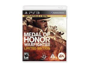Medal of Honor: Warfighter Limited Edition Playstation3 Game EA