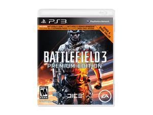 Battlefield 3 Premium Edition Playstation3 Game