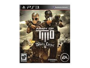 Army of Two: Devil's Cartel Playstation3 Game EA
