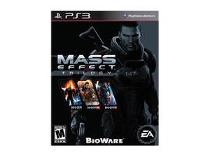 Mass Effect Trilogy Playstation3 Game EA