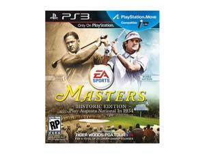 Tiger Woods PGA Tour 14 Masters Historic Edition Playstation3 Game EA