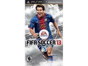 FIFA Soccer 13 PSP Game EA