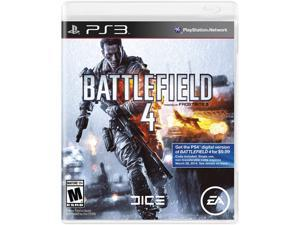 Battlefield 4 Playstation3 Game EA