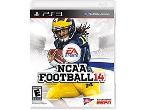 NCAA Football 14 PlayStation 3 EA