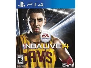 NBA Live 14 for Sony PS4