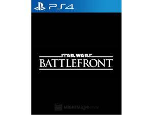 Star Wars: Battlefront PlayStation 4 EA