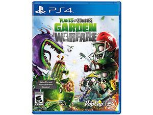 Plants vs Zombies Garden Warfare PlayStation 4