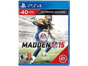 Madden NFL 15 Ultimate Edition PS4