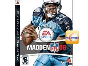 PRE-OWNED Madden NFL 2008 PlayStation 3