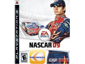Pre-owned NASCAR 09 PS3