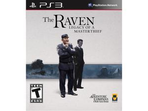 The Raven: Legacy of a Master Thief PS3 Game