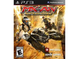 MX vs. ATV: Supercross PlayStation 3