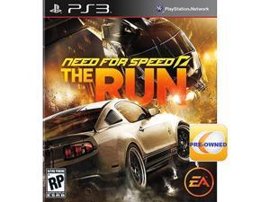 PRE-OWNED Need for Speed: The Run PS3