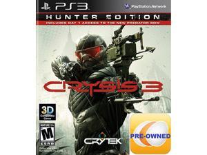 Pre-owned Crysis 3 Hunter Edition PS3