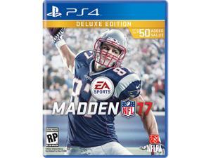 Madden NFL 17 Deluxe Edition - PlayStation 4
