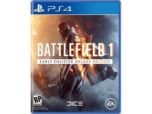Battlefield 1 Early Enlisters Deluxe Edition - PlayStation 4
