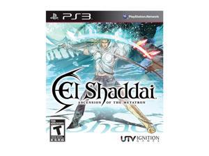 El Shaddai: Ascension of the Metatron Playstation3 Game