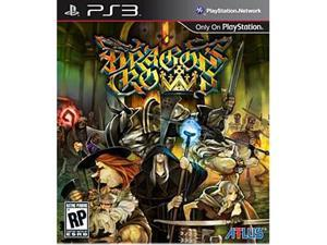Dragon's Crown PlayStation 3 Game Atlus