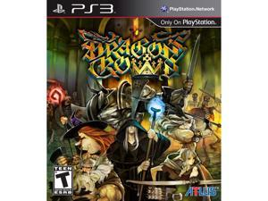 Dragon's Crown PlayStation 3 Game