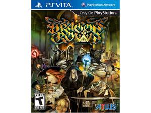 Dragon's Crown PS Vita Games ATLUS