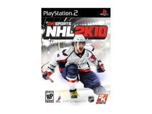 NHL 2k10 Playstation 2 Game 2K SPORTS