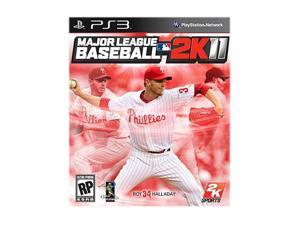 Major League Baseball 2k11 Playstation3 Game