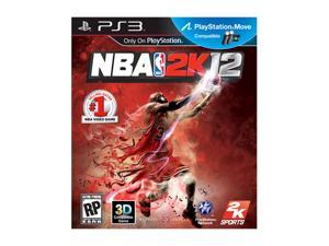 NBA 2k12 Playstation3 Game