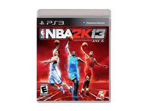 NBA 2K13 Playstation3 Game                                                                                   2k Games