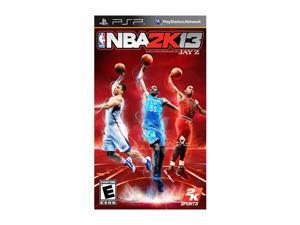 NBA 2K13 PSP Game 2K Games