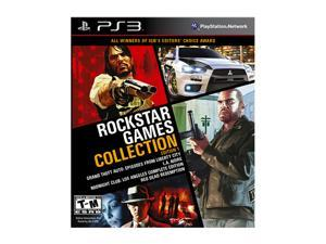 Rockstar Games Collection: Edition 1 Playstation3 Game