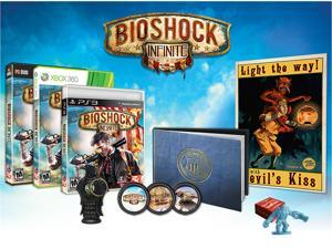 BioShock Infinite Premium Edition Playstation3 Game 2k Games