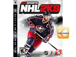 PRE-OWNED NHL 2K9 PlayStation 3