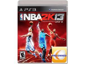 Pre-owned NBA 2K13 PS3