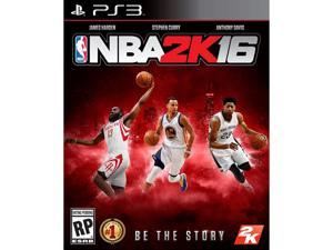NBA 2K16: Early Tip-off Edition - PlayStation 3