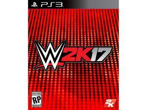 WWE 2K17 PS3 Video Games