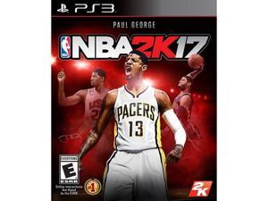 NBA 2K17 - PlayStation 3