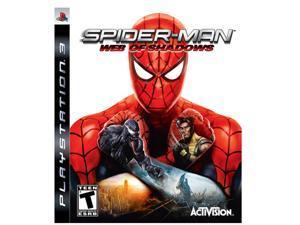 Spider-Man: Web of Shadows PlayStation 3